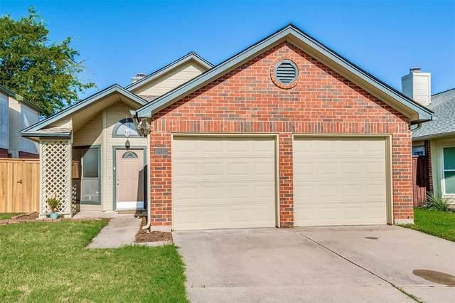 6813 Honey Creek Lane, Plano, TX 75023 (MLS #14672693) :: Real Estate By Design