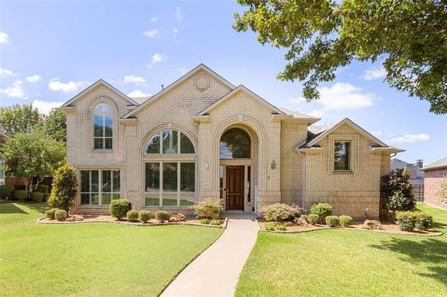 3805 Pinewood Circle, Carrollton, TX 75007 (MLS #14672697) :: Real Estate By Design