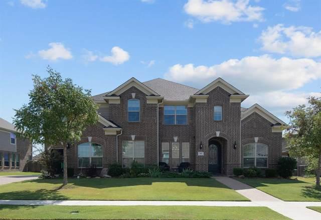 504 Sierra Avenue, Mansfield, TX 76063 (MLS #14672703) :: Real Estate By Design