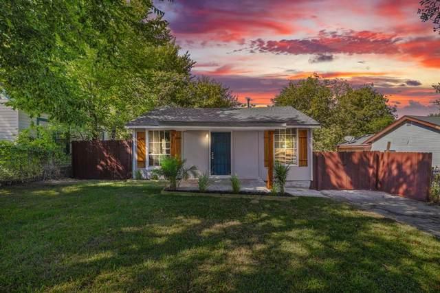 1109 E Harvey Avenue, Fort Worth, TX 76104 (MLS #14672711) :: The Hornburg Real Estate Group