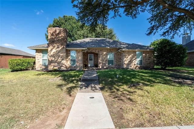 2607 Harbinger Lane, Dallas, TX 75287 (MLS #14672715) :: VIVO Realty
