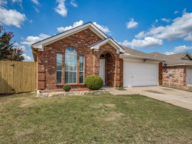 5020 Valley Village Drive, Fort Worth, TX 76123 (MLS #14672725) :: Real Estate By Design