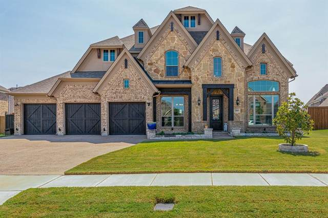 4804 Comstock Way, Mansfield, TX 76063 (MLS #14672767) :: Real Estate By Design