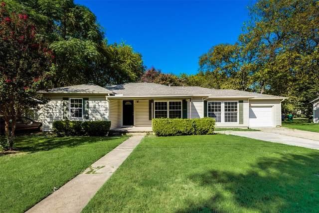 921 N Carroll Boulevard, Denton, TX 76201 (MLS #14672806) :: RE/MAX Landmark