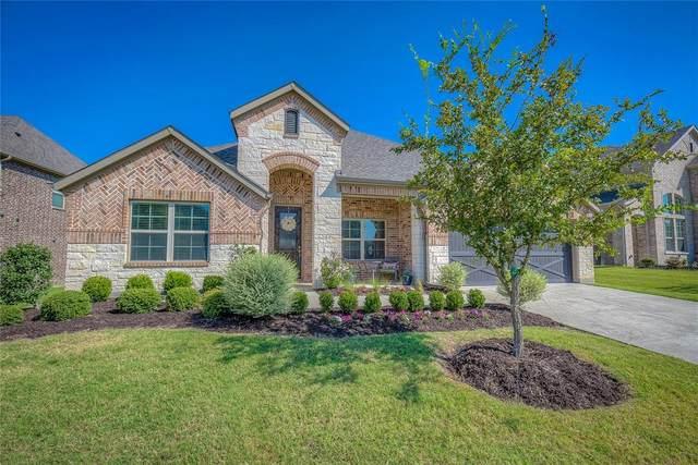 2500 Bottlebrush Drive, Prosper, TX 75078 (MLS #14672814) :: Real Estate By Design