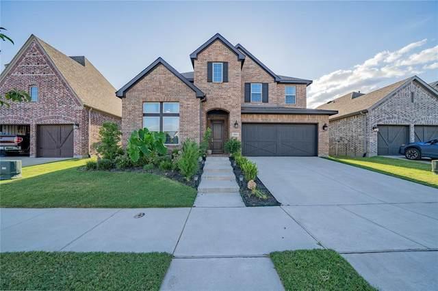 405 Fenceline Drive, Argyle, TX 76226 (MLS #14672816) :: Maegan Brest | Keller Williams Realty