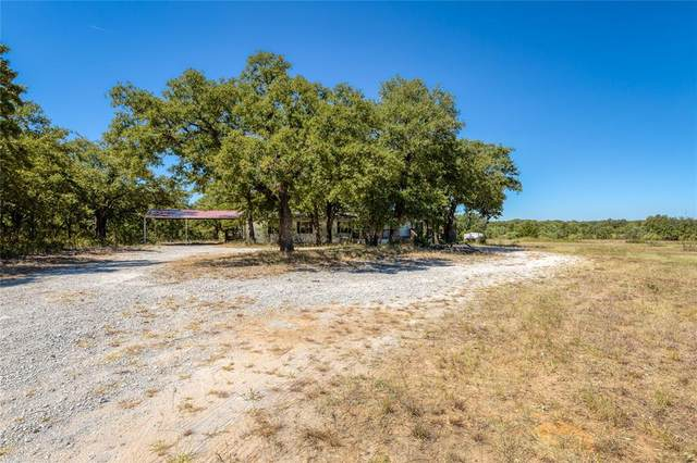 9489 Old Agnes Road, Springtown, TX 76082 (MLS #14672838) :: The Russell-Rose Team