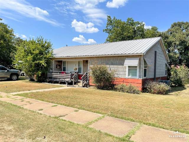 500 W 4th Street, Cisco, TX 76437 (MLS #14672865) :: Real Estate By Design