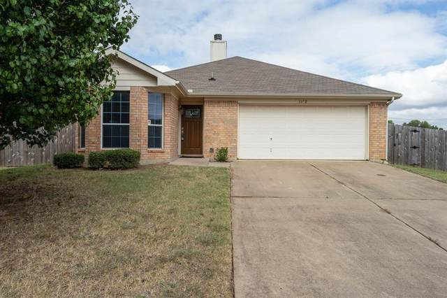 1172 Whispering Meadows, Crowley, TX 76036 (MLS #14672878) :: The Hornburg Real Estate Group