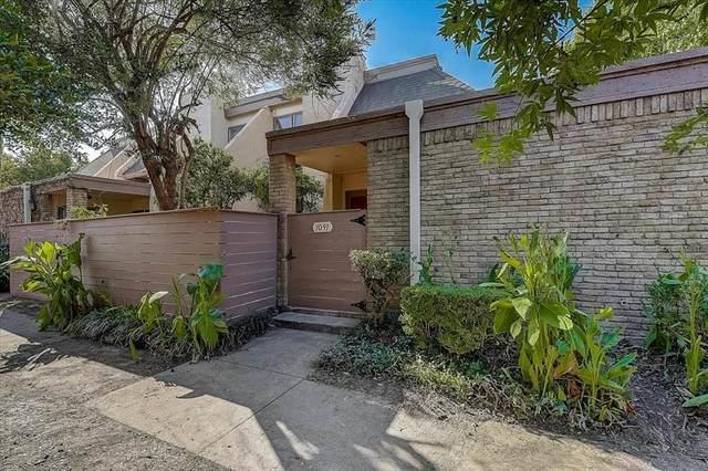 3121 Park Lane #1091, Dallas, TX 75220 (MLS #14672884) :: Real Estate By Design