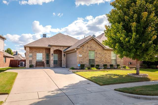 10413 Canyon Lake, Mckinney, TX 75072 (MLS #14672889) :: All Cities USA Realty