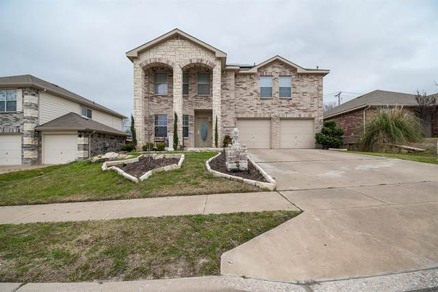 7133 Canisius Court, Fort Worth, TX 76120 (MLS #14672896) :: Real Estate By Design