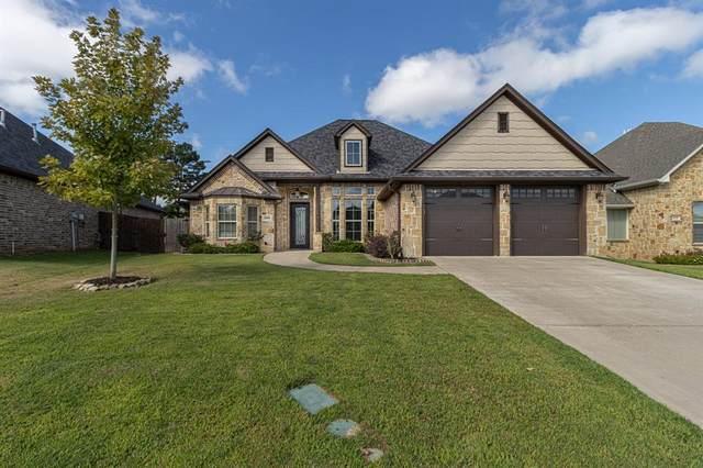 2266 Pinnacle Circle, Tyler, TX 75703 (MLS #14672903) :: VIVO Realty
