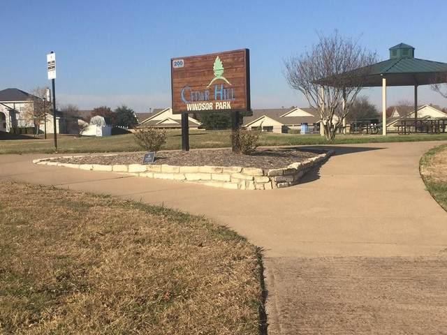 305 Wedgewood Lane, Cedar Hill, TX 75104 (MLS #14672918) :: Real Estate By Design
