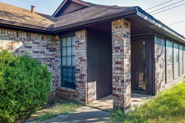 6605 Cuculu Drive, Fort Worth, TX 76133 (MLS #14672924) :: Real Estate By Design