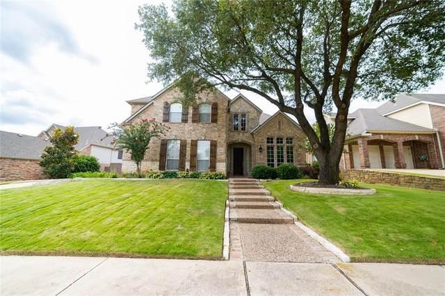 705 Bryson Way, Southlake, TX 76092 (MLS #14672925) :: The Hornburg Real Estate Group