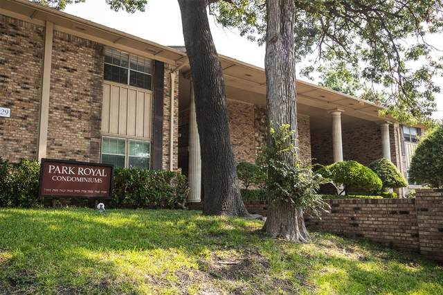7925 Royal Lane #214, Dallas, TX 75230 (#14672931) :: Homes By Lainie Real Estate Group