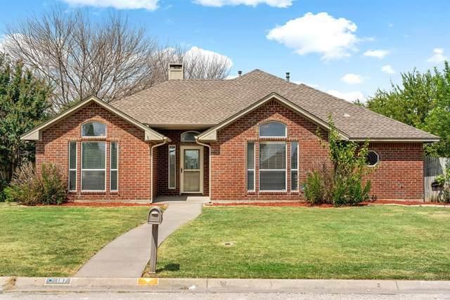 197 Aster Drive, Sanger, TX 76266 (MLS #14672942) :: The Mauelshagen Group