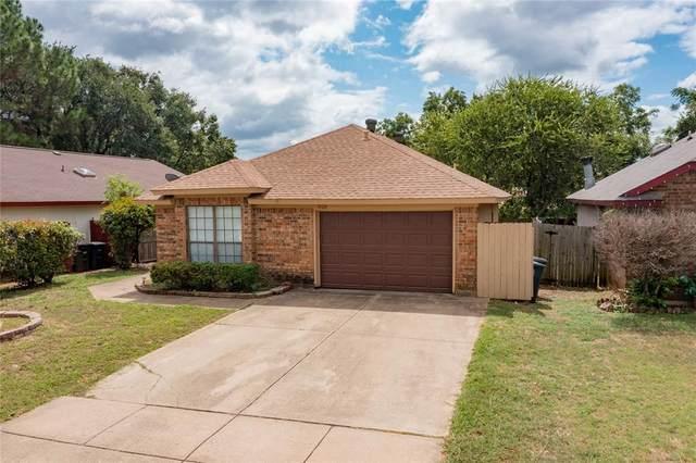 7420 Little Rock Lane, Fort Worth, TX 76120 (MLS #14672961) :: Real Estate By Design