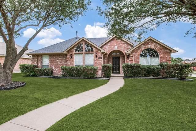 2506 Daisy Lane, Rowlett, TX 75089 (MLS #14672975) :: 1st Choice Realty