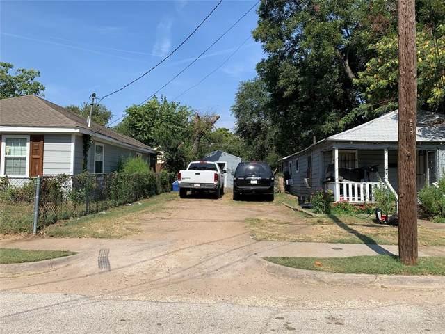 2331 Lowery Street, Dallas, TX 75215 (MLS #14672983) :: Robbins Real Estate Group