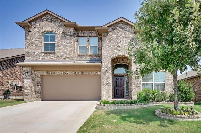 2813 Saddle Creek Drive, Fort Worth, TX 76177 (MLS #14672989) :: Real Estate By Design
