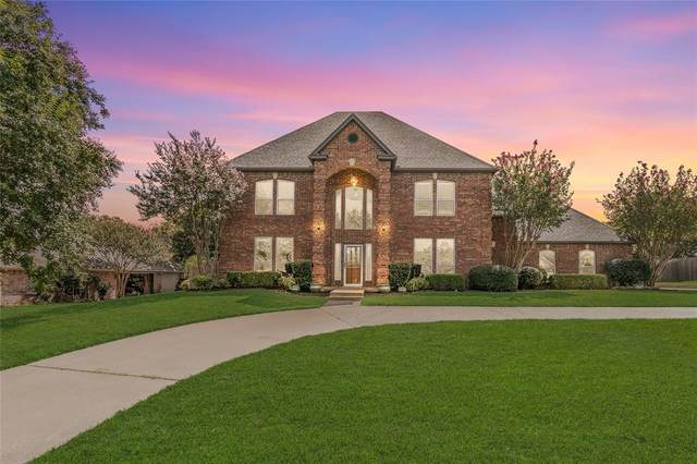 1524 Brentwood Trail, Keller, TX 76248 (MLS #14672993) :: The Chad Smith Team