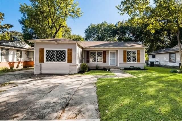 4836 Bismark Drive, Dallas, TX 75216 (MLS #14673001) :: Premier Properties Group of Keller Williams Realty