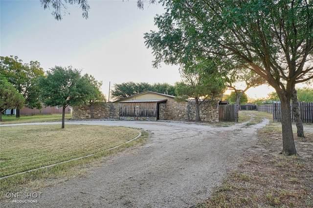3131 Osage Road, Abilene, TX 79601 (MLS #14673020) :: Texas Lifestyles Group at Keller Williams Realty