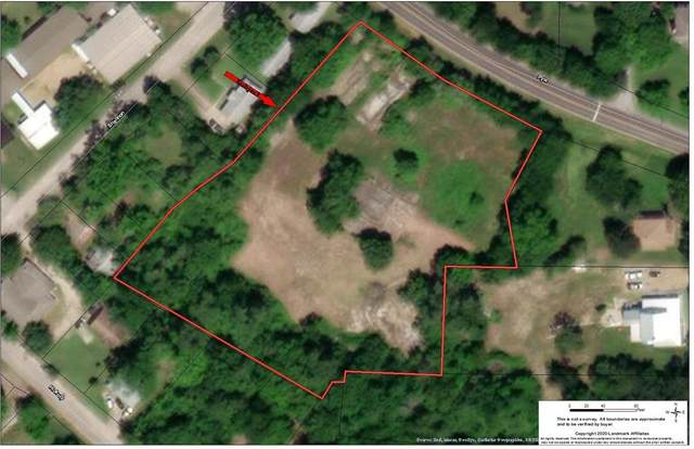 605 W Pyle Street, Kaufman, TX 75142 (MLS #14673025) :: Robbins Real Estate Group