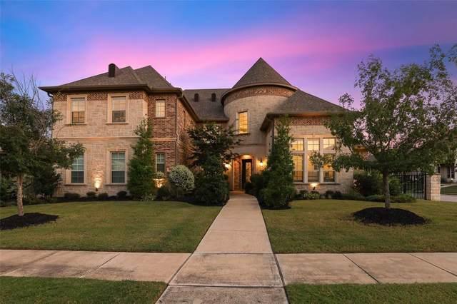 1001 Winding Lake Boulevard, Southlake, TX 76092 (MLS #14673028) :: The Hornburg Real Estate Group