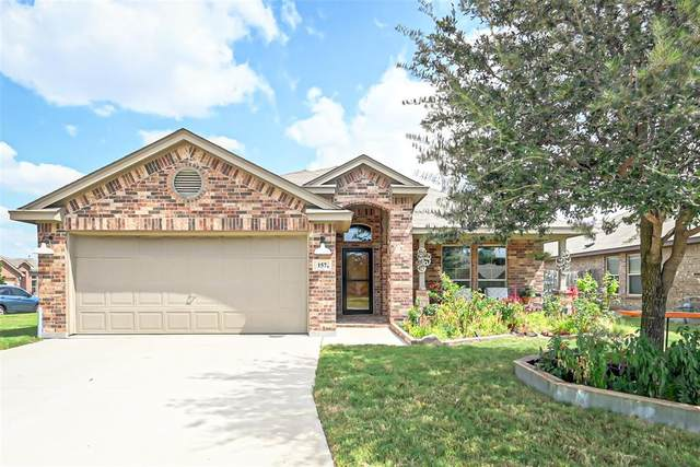 157 Spring Hollow Drive, Saginaw, TX 76131 (MLS #14673040) :: Real Estate By Design