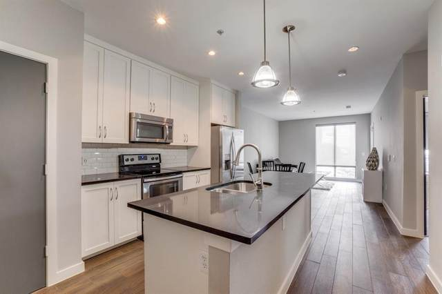 5609 Smu Boulevard #312, Dallas, TX 75206 (MLS #14673048) :: Real Estate By Design