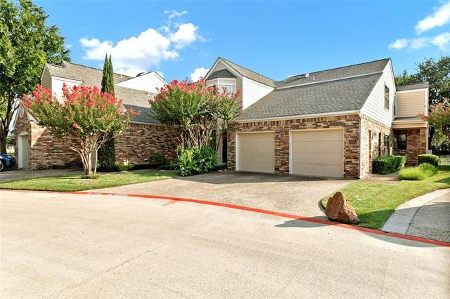 203 Cimarron Trail #2, Irving, TX 75063 (MLS #14673067) :: All Cities USA Realty