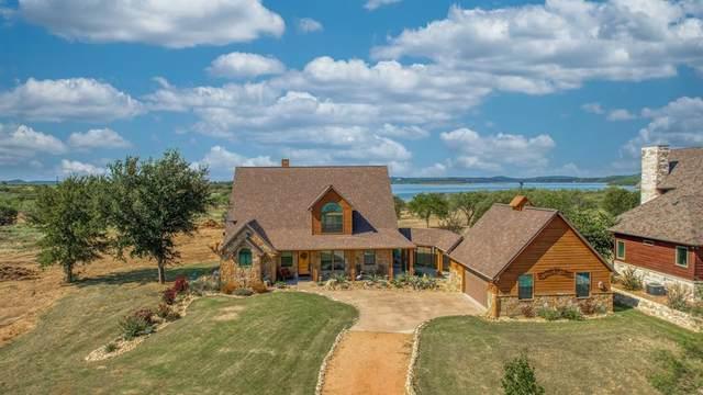 401 Frog Branch Court, Possum Kingdom Lake, TX 76449 (MLS #14673068) :: Real Estate By Design