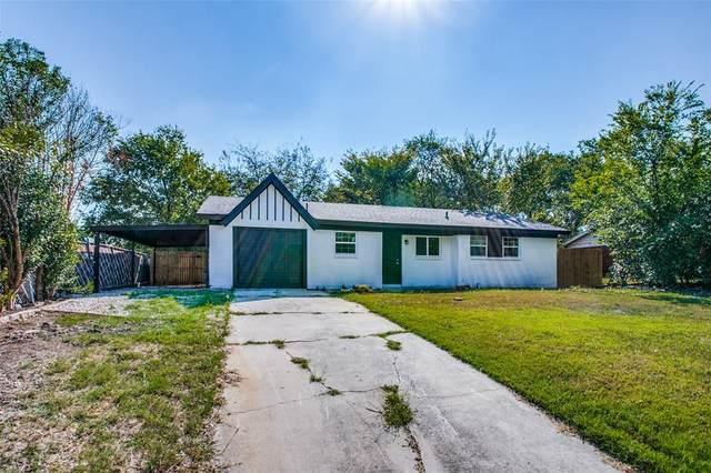 816 Comal Avenue, White Settlement, TX 76108 (MLS #14673069) :: VIVO Realty