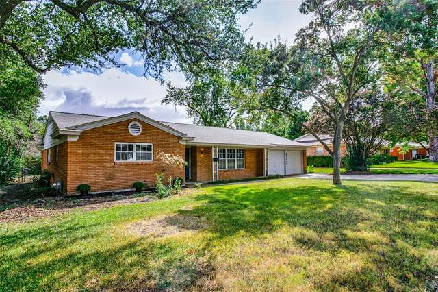 3509 Winifred Drive, Fort Worth, TX 76133 (MLS #14673072) :: Real Estate By Design