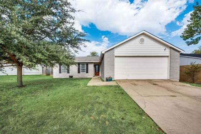 7520 Parkwood Lane, Fort Worth, TX 76133 (MLS #14673073) :: Real Estate By Design