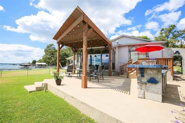 117 Gull Cove, Gun Barrel City, TX 75156 (MLS #14673077) :: The Good Home Team