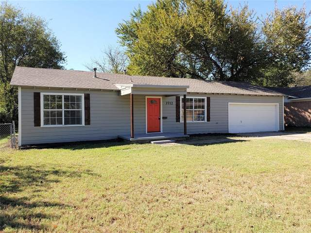 3712 Wisteria Drive, Everman, TX 76140 (MLS #14673093) :: Frankie Arthur Real Estate
