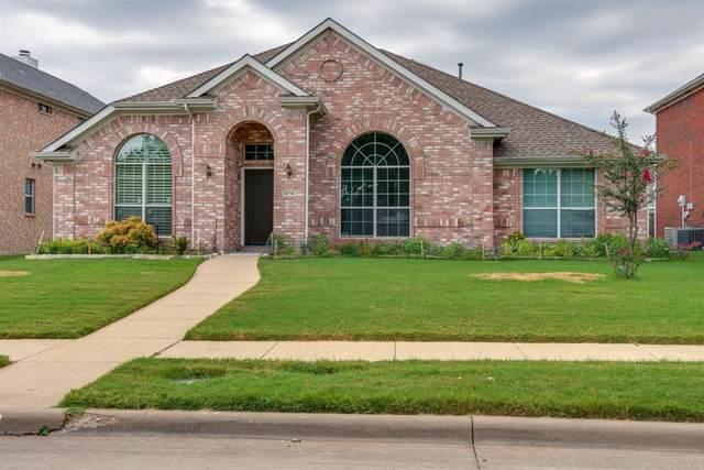 9718 Legend Trail, Frisco, TX 75035 (MLS #14673096) :: Real Estate By Design
