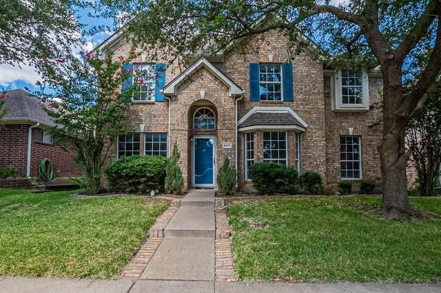 4410 Santa Fe Lane, Mckinney, TX 75070 (MLS #14673098) :: Real Estate By Design