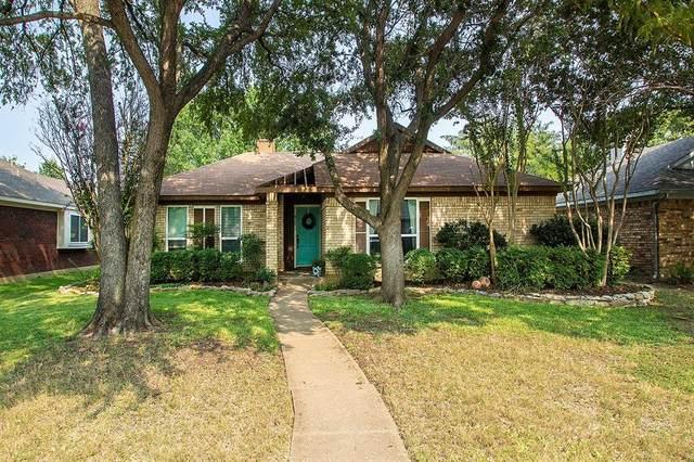 416 N Moore Road, Coppell, TX 75019 (MLS #14673117) :: Team Hodnett