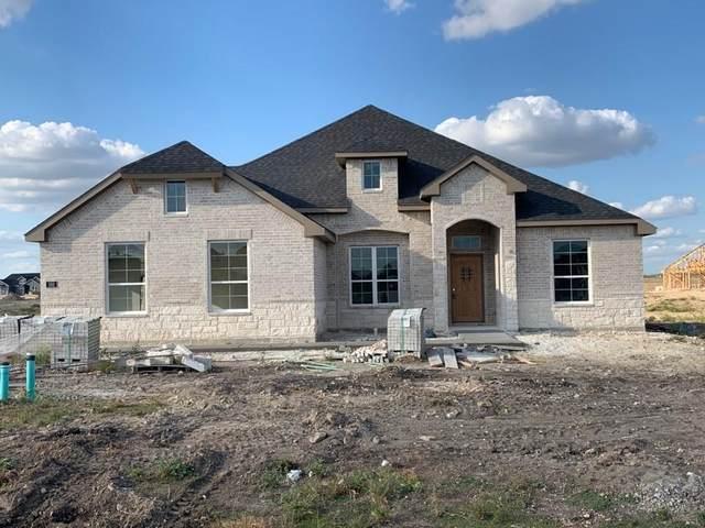 102 Mossy Creek Trail, Rhome, TX 76078 (MLS #14673119) :: ACR- ANN CARR REALTORS®