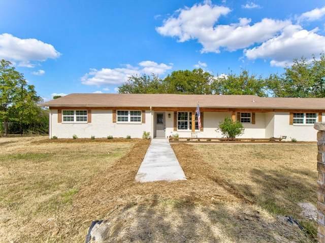 1221 Ross Lane, Granbury, TX 76048 (MLS #14673120) :: VIVO Realty
