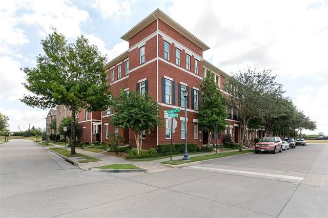 8234 Library Street, Frisco, TX 75034 (MLS #14673121) :: The Good Home Team