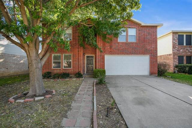 8729 Polo Drive, Fort Worth, TX 76123 (MLS #14673127) :: Real Estate By Design
