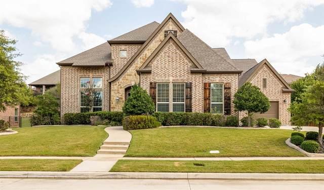 6917 Da Vinci, Colleyville, TX 76034 (MLS #14673137) :: Real Estate By Design