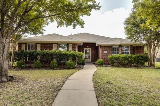 4105 Freedom Lane, Frisco, TX 75033 (MLS #14673150) :: Craig Properties Group