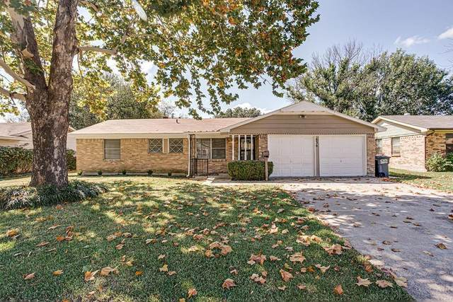 636 Yale Drive, Lancaster, TX 75134 (MLS #14673153) :: Real Estate By Design